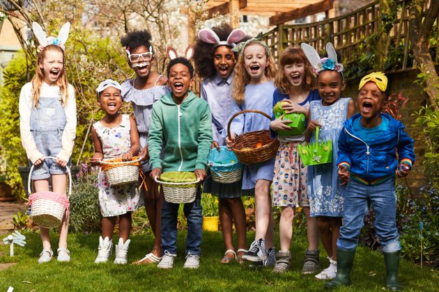 Families Share Their Favourite Easter