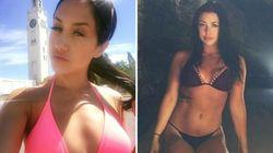 Geständnis abgelegt: Pornostar und Begleiterin schmuggelten 91 Kilo