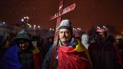 Μεγάλη διαδήλωση στη Ρουμανία υπέρ της Εισαγγελέως Διαφθοράς που θέλει να καρατομήσει η