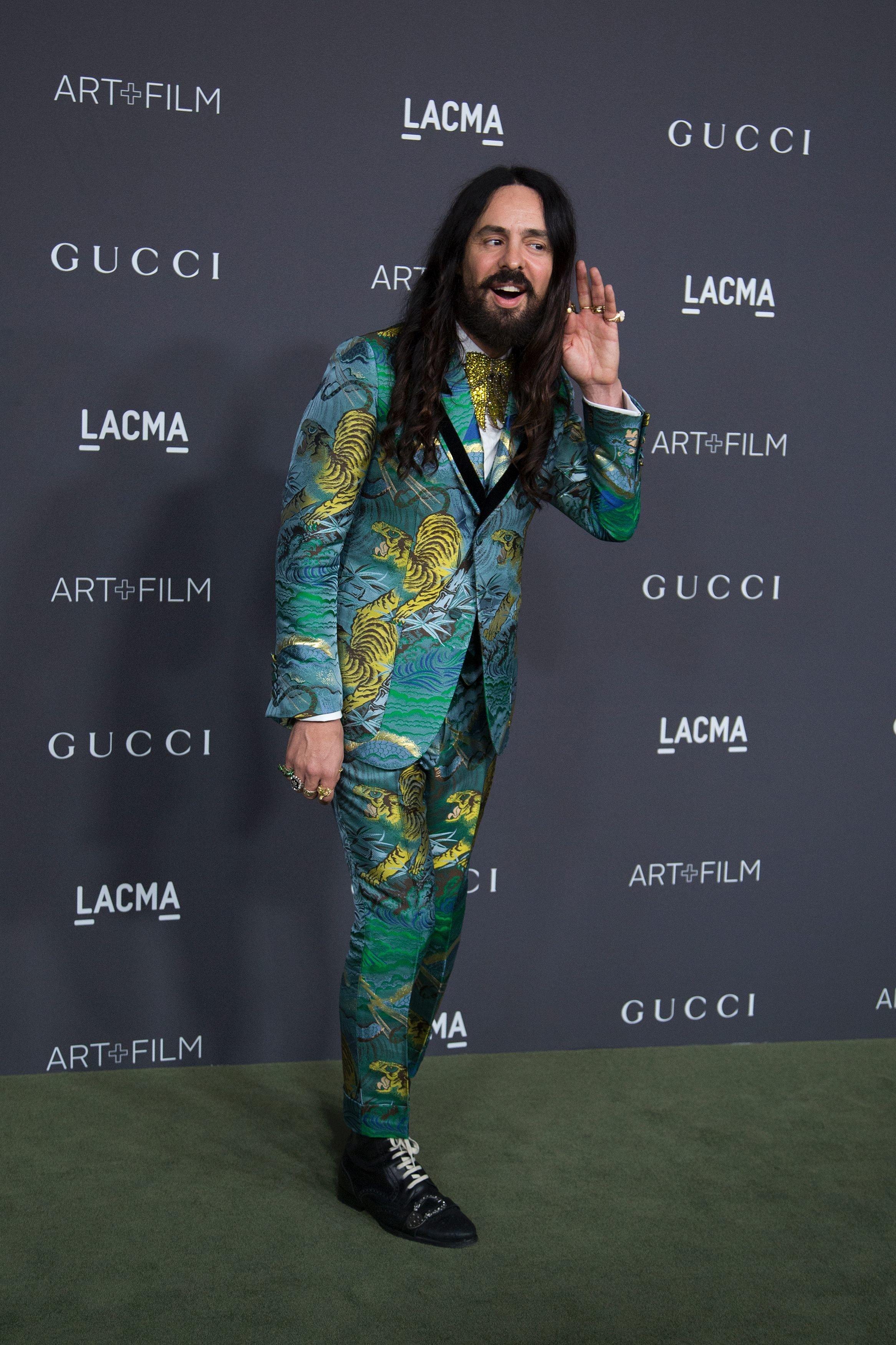 Και ο οίκος Gucci προσφέρει 500 χιλ. δολάρια στον αγώνα κατά της
