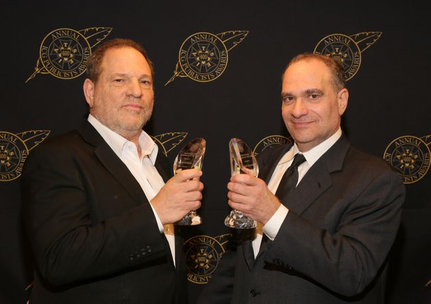 Harvey co-founded the company with his brother,