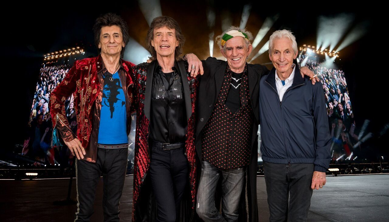 Here's How You Can Get Tickets For The Rolling Stones' First UK Dates In Five