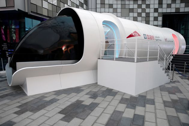 This Is What It Will Be Like To Travel In Virgin's 700mph Hyperloop