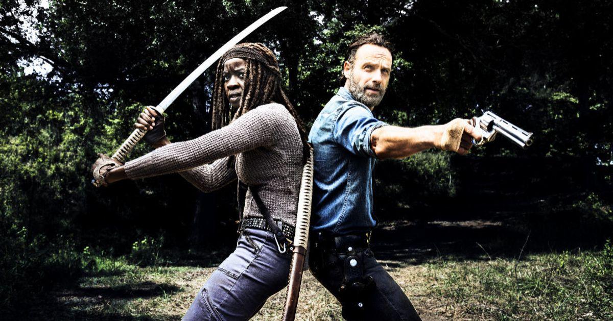 The Walking Dead Staffel 7 Online Sehen