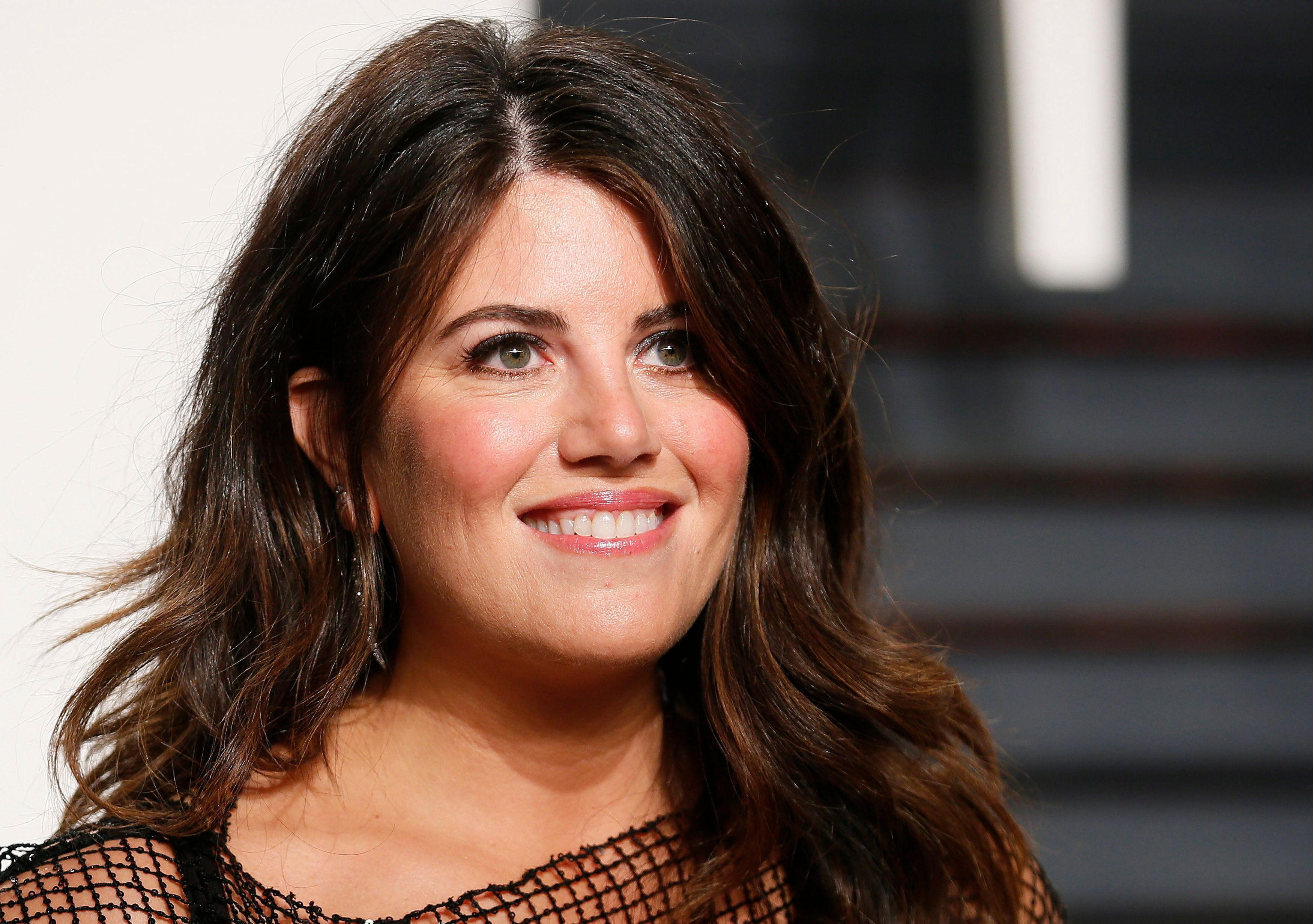 89th Academy Awards - Oscars Vanity Fair Party - Beverly Hills, California, U.S. - 26/02/17 – TV personality Monica Lewinsky. REUTERS/Danny Moloshok