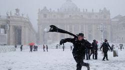 Σιβηρικό κρύο στην Ευρώπη, από τη Μόσχα μέχρι το