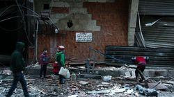 Assads Giftgaskrieg: Ein Augenzeuge berichtet, wie die Menschen in Ghouta ums Überleben kämpfen