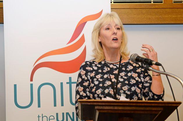 Uniteformer political directorJennie Formby, now South East region