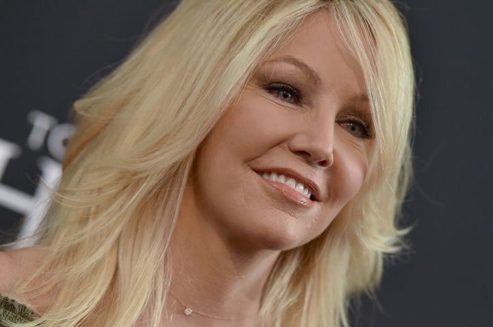 Actress Heather Locklear was arrested this weekend, not for the first time.