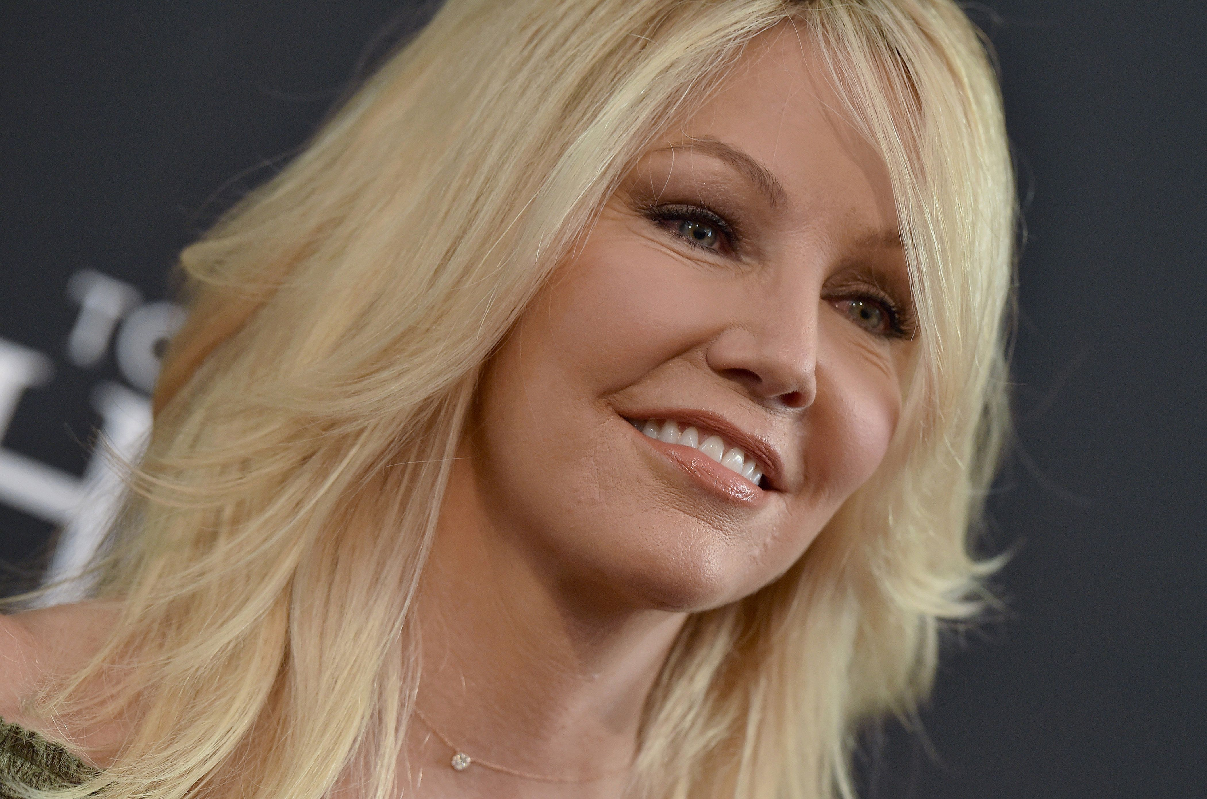 Heather Locklear Arrested For Alleged Domestic Violence Against Her