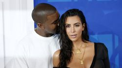 Kanye West, Kim Kardashian Film 'Family Feud'