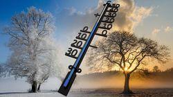 Nachts bis zu -24 Grad möglich! Dann folgt ein extremer