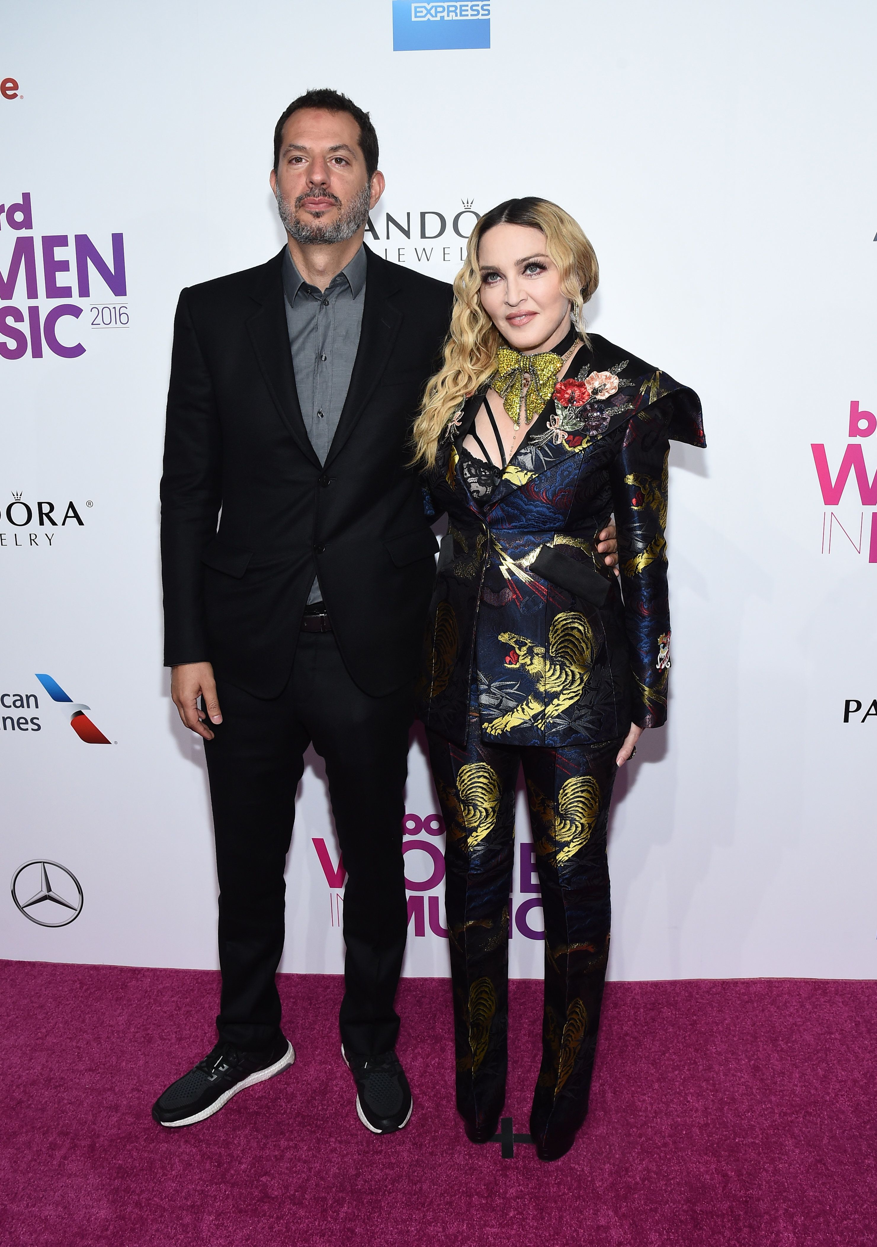 Madonna Complains To Manager On Instagram Over 'Songwriting
