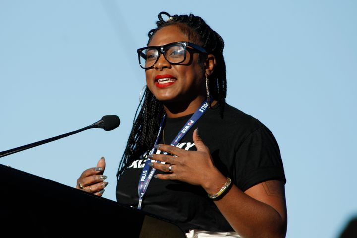 Black Lives Matter co-founder Alicia Garza is launching Black Futures Lab with a census project to explore black lives in Ame