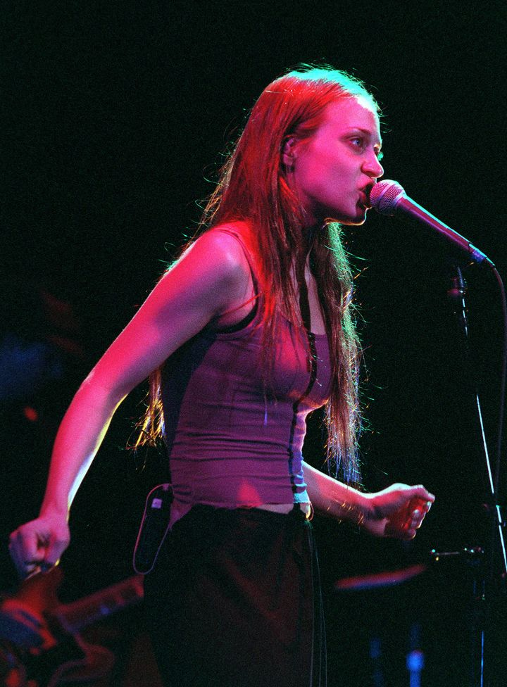 Fiona Apple in 2000.