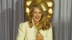 A Stunning Look At 4 Decades Worth Of Meryl Streep's Oscars