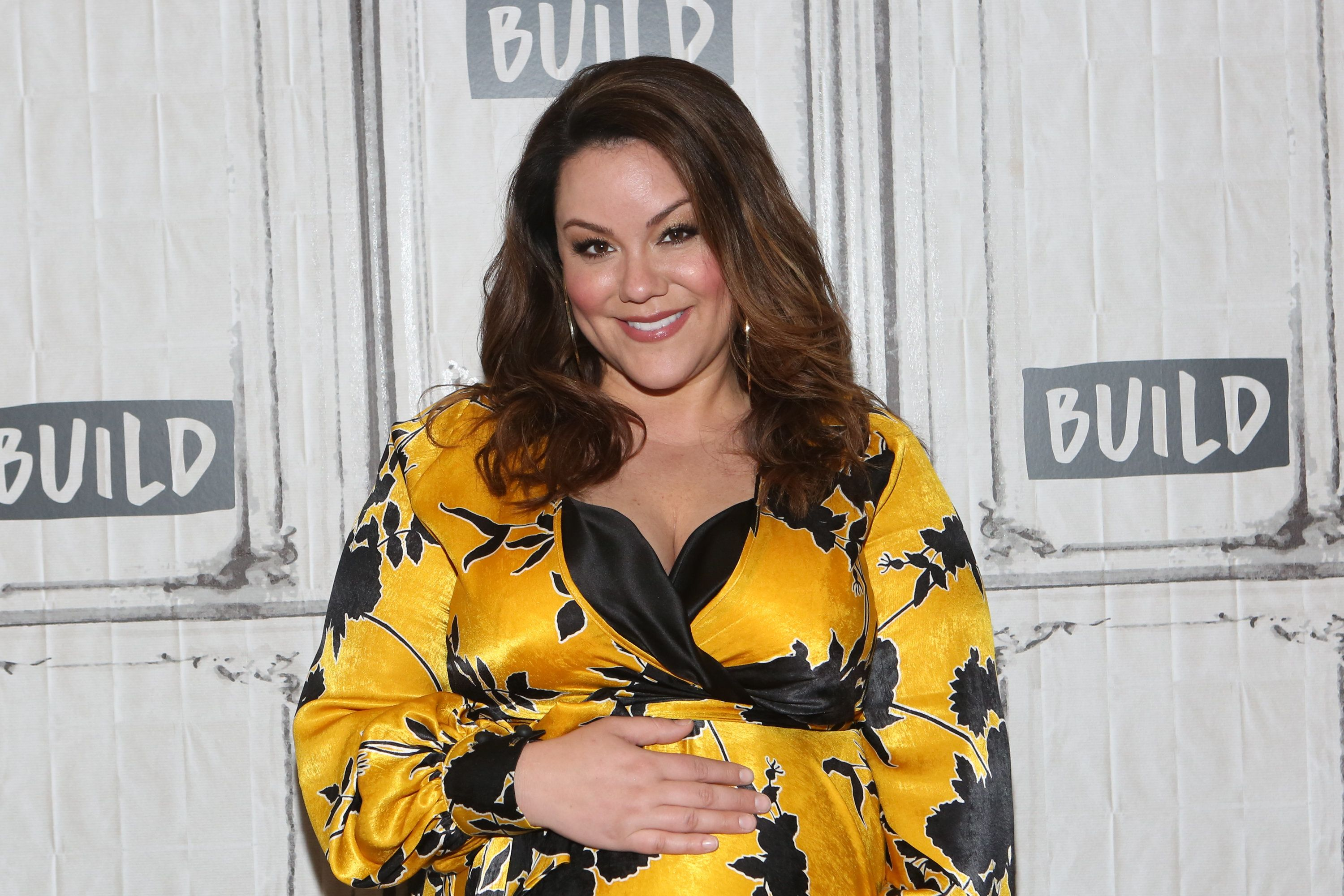 "Actress Katy Mixon starred on ""Eastbound & Down"" and ""Mike & Molly"" before landing the lead role on ""American Ho"