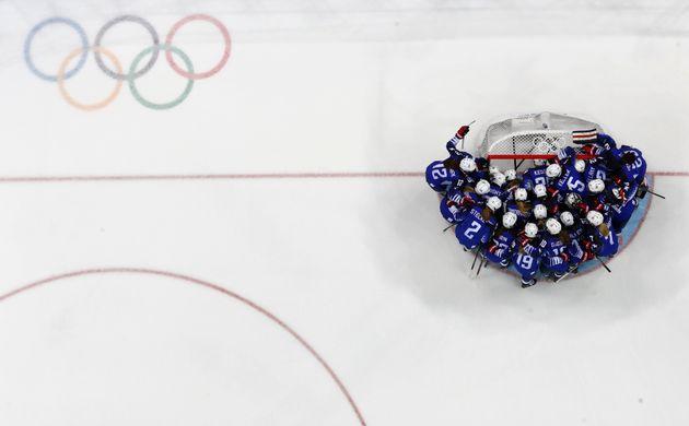 아이스하키 선수들은 '다시 한번 단일팀'이 내키지