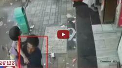 Βίντεο δείχνει πόσο εύκολα γίνονται απαγωγές παιδιών ακόμα και όταν οι γονείς είναι λίγα μέτρα