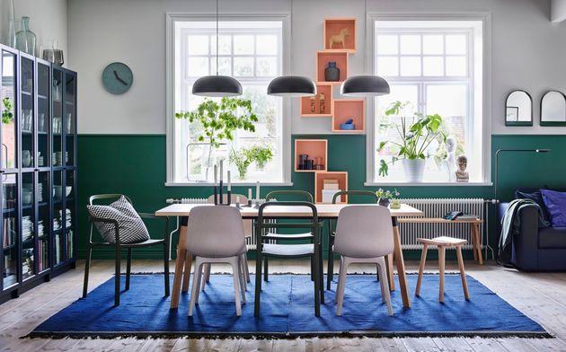 Τραπεζαρία: Πώς θα διαμορφώσετε τον χώρο σας ανάλογα με το στυλ του σπιτιού