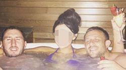 Männer posten Foto aus Whirlpool mit junger Frau – es überführt sie eines schlimmen Verbrechens