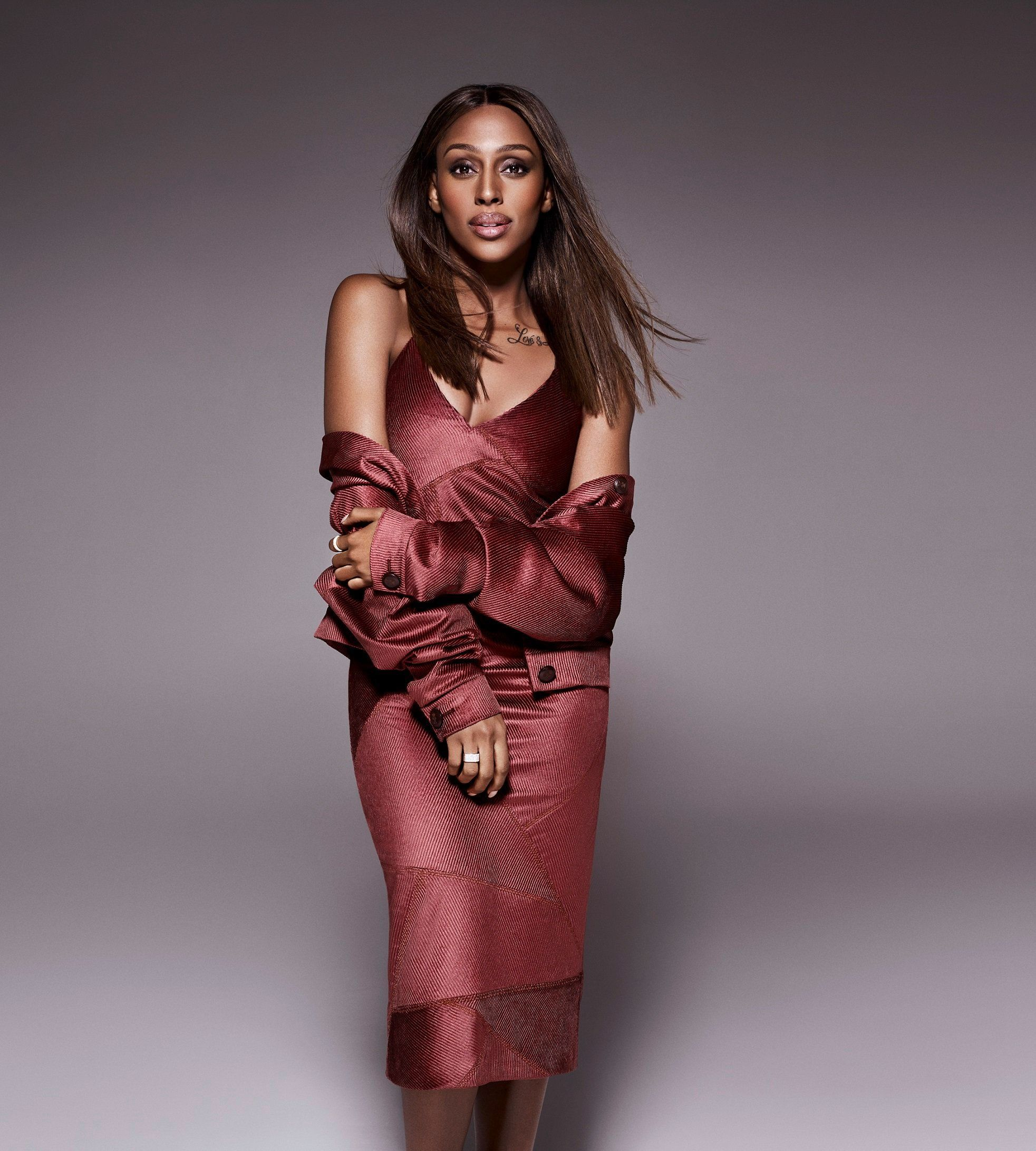 Alexandra Burke Talks Bouncing Back From 'Toughest Year Of Her Life' With New Album 'The Truth
