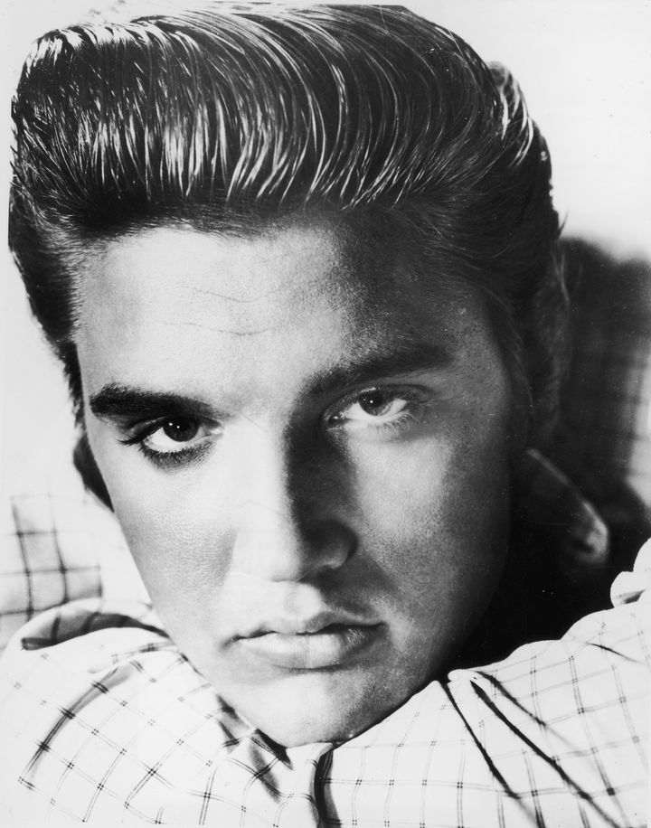 Elvis Presley is running for Congress. Not this one, but his Arkansas-based namesake.