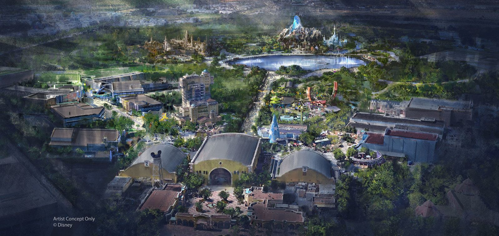 Disneyland Paris Is Undergoing A Huge Expansion And It Sounds