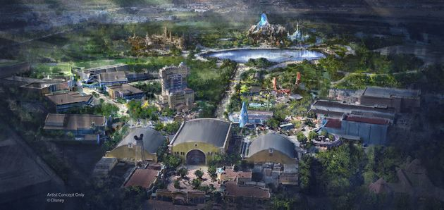 Disneyland ParisIs Undergoing A Huge Expansion And It Sounds