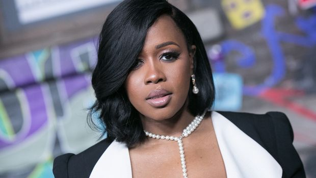 HOLLYWOOD, CA - SEPTEMBER 17:  Remy Ma arrives to VH1's Hip Hop Honors: The 90's Game Changers at Paramount Studios on September 17, 2017 in Hollywood, California.  (Photo by Gabriel Olsen/FilmMagic)