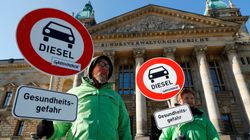 Nach Gerichtsurteil: In diesen deutschen Städten drohen jetzt Fahrverbote