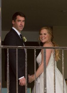 Amy Schumer's Wedding Vows Were About As Raunchy As You'd