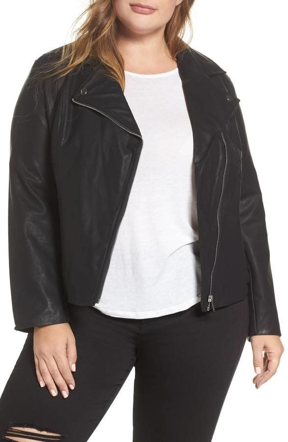 "Get it <a href=""https://shop.nordstrom.com/s/lost-ink-faux-leather-moto-jacket-plus-size/4849387?origin=category-personalized"