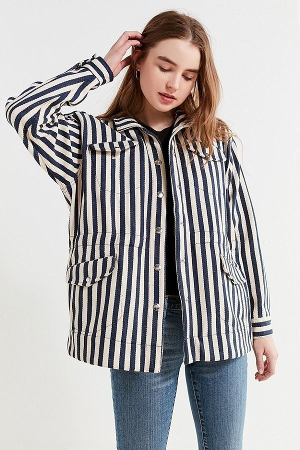 "Get it <a href=""https://www.urbanoutfitters.com/shop/uo-striped-utility-jacket?category=jackets-coats-for-women&color=018"
