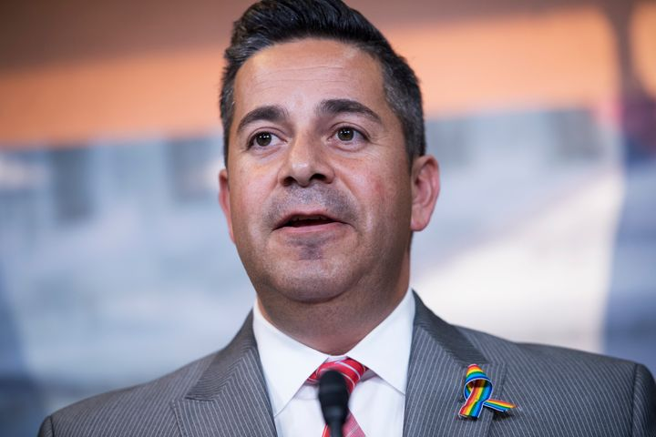 Rep. Ben Ray Luján (D-N.M.) is chairman of the Democratic Congressional Campaign Committee, which elects House Democra