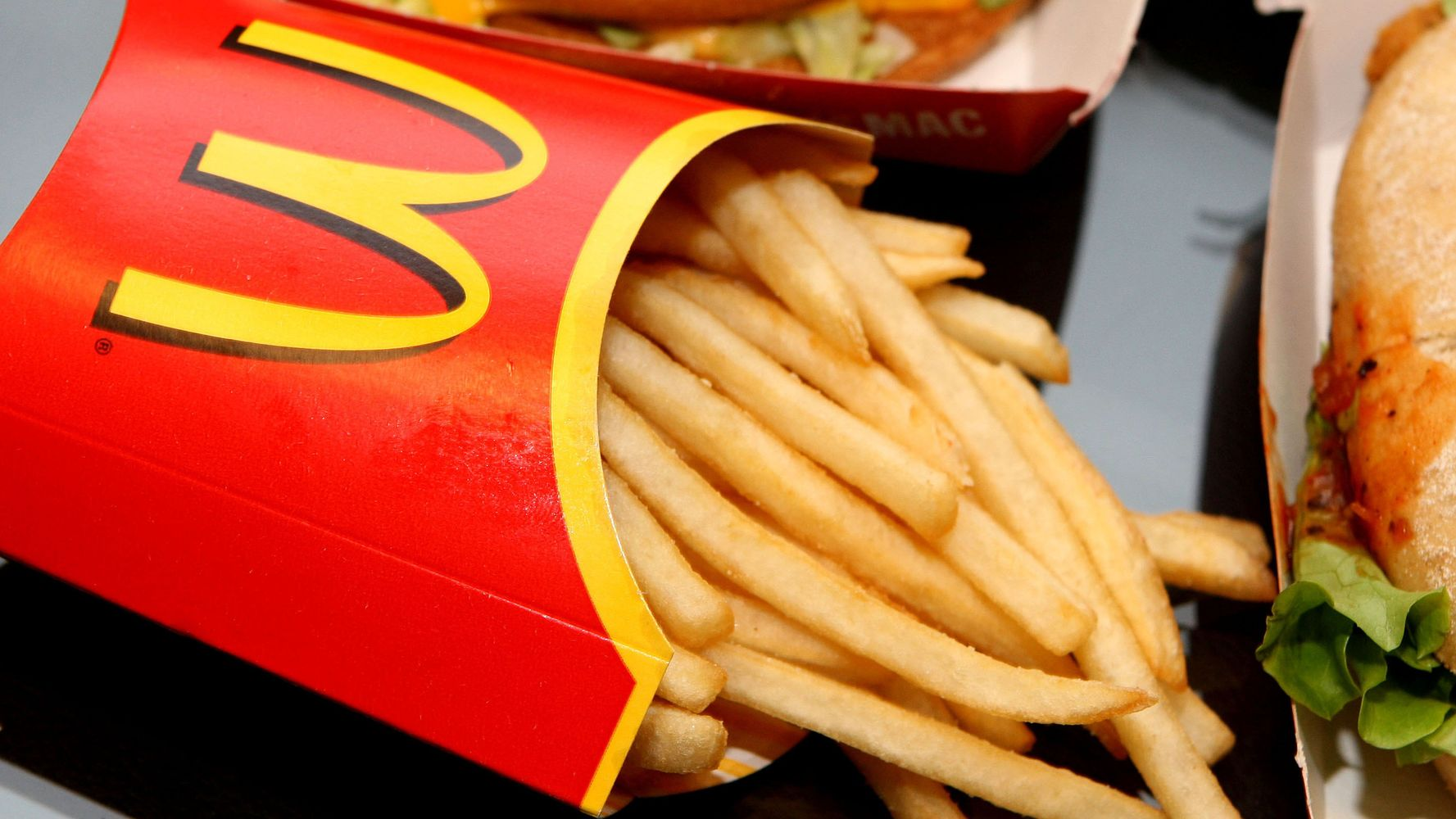 McDonald's And Nando's Aren't Serving You Standard McCain Oven Chips