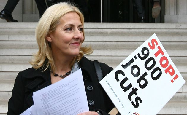 Unite's Jennie Formby Declares Candidacy For Labour General