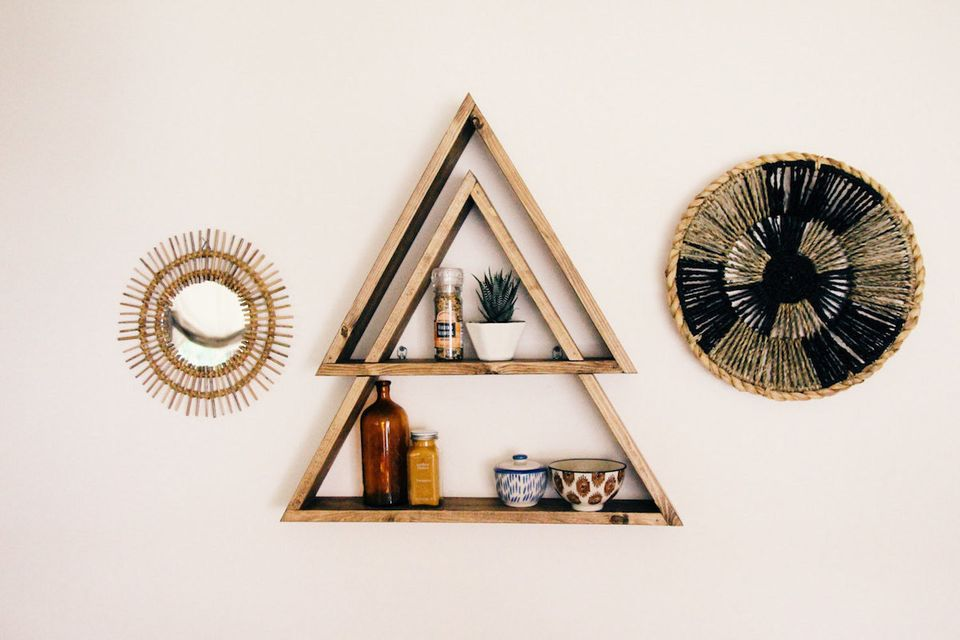 15 functional wall shelves you need in your tiny apartment