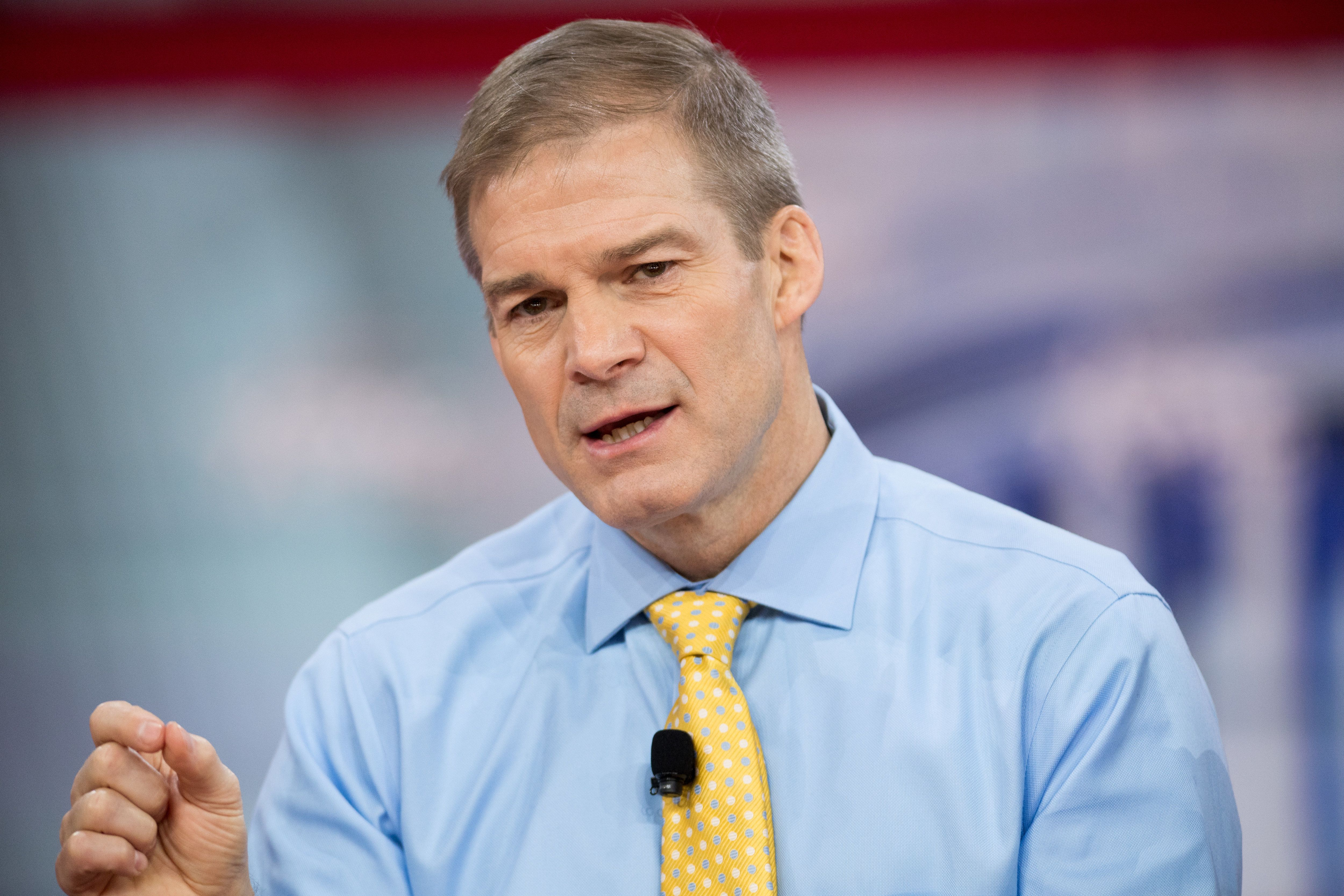 "Rep. Jim Jordan, a conservative stalwart, said ""you know the lay of the land"" this year."