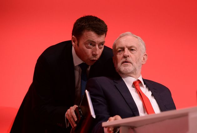 The LabourToo report has been passed to Jeremy Corbyn and Iain
