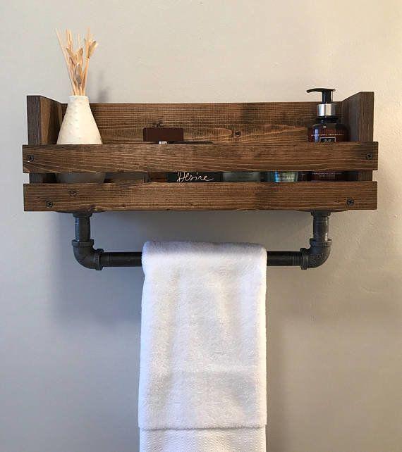 """Get it on <a href=""""https://www.etsy.com/listing/559178284/bathroom-shelf-with-towel-bar-towel?ga_order=most_relevant&ga_s"""