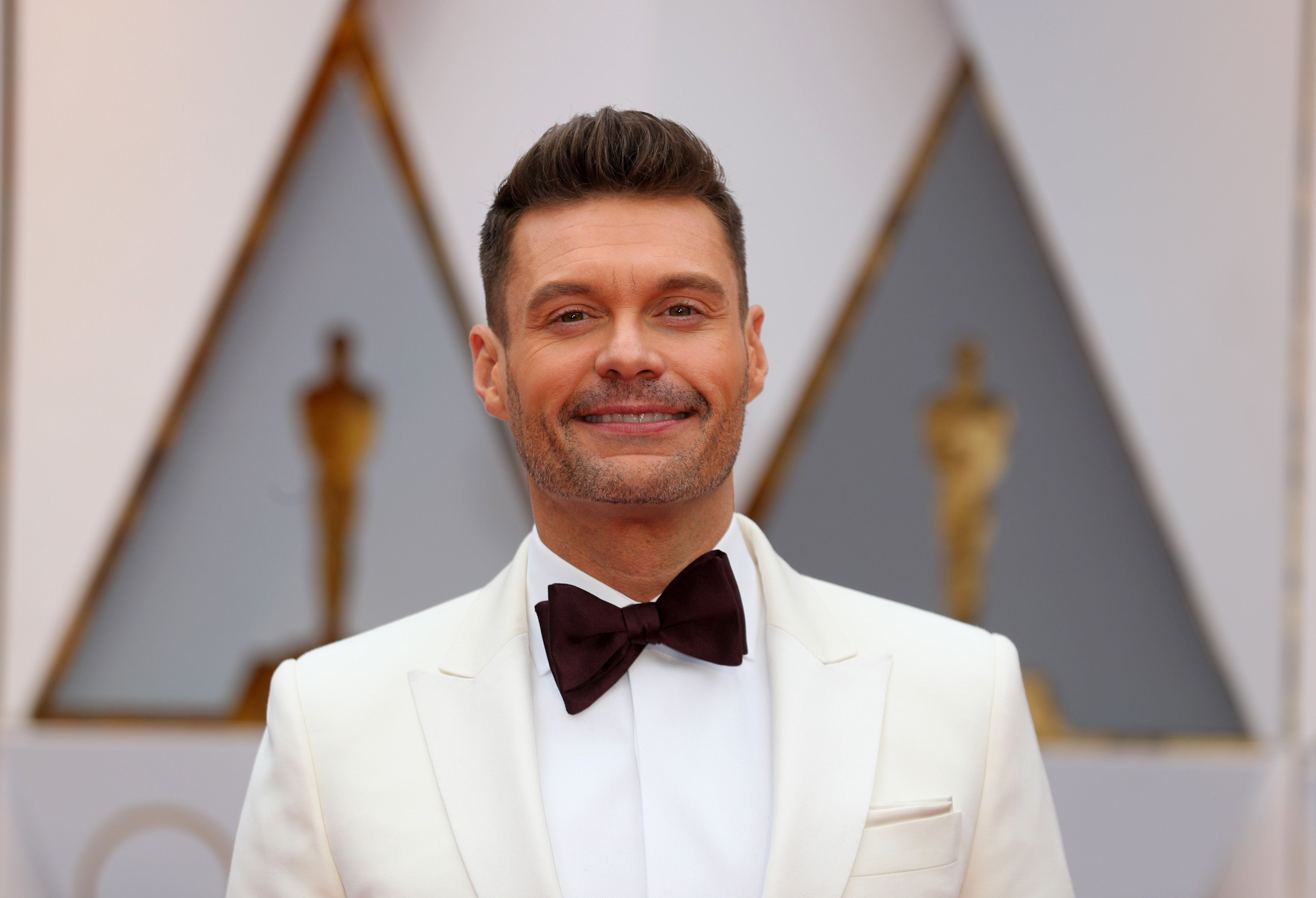 89th Academy Awards - Oscars Red Carpet Arrivals - Hollywood, California, U.S. - 26/02/17 - Television host Ryan Seacrest arrives. REUTERS/Mike Blake