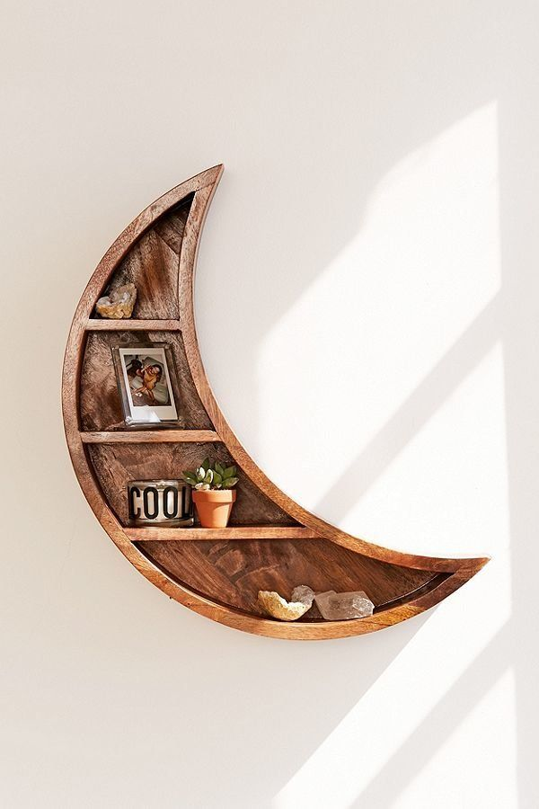 """Get it at <a href=""""https://www.urbanoutfitters.com/shop/crescent-moon-wall-shelf?category=SEARCHRESULTS&color=020"""" target"""