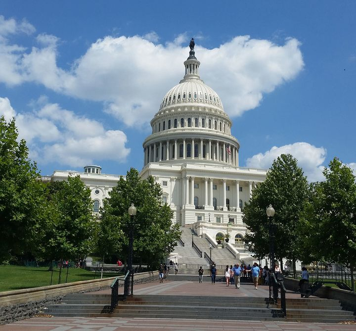 The United States Capitol. A House bill to revamp the Higher Education Act has moved out of committee for debate, while the S