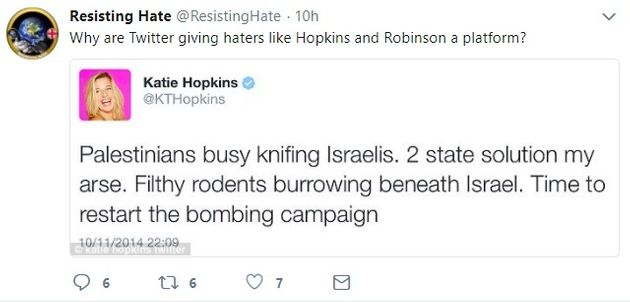 Get These Far Right Extremists Off Their Online