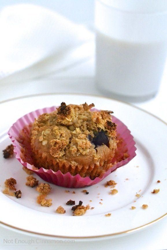 "<strong>Get the <a href=""https://notenoughcinnamon.com/2016/09/21/clean-eating-breakfast-muffins-blueberry-apple-quinoa/"" tar"