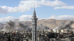 Συρία: Δεν σταμάτησαν οι βομβαρδισμοί στη