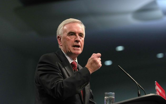 Shadow chancellor John