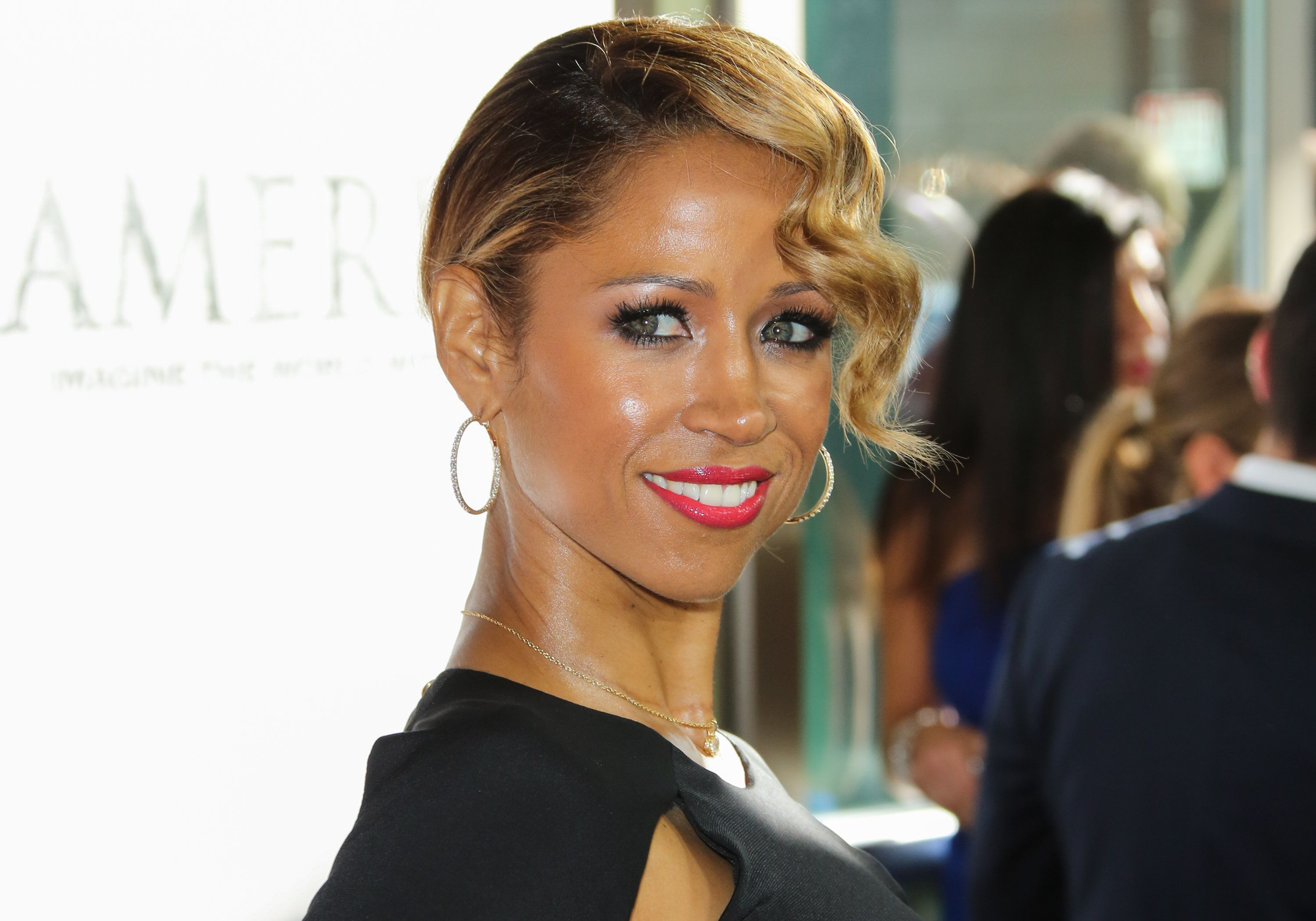 LOS ANGELES, CA - JUNE 30:  Actress Stacey Dash attends the premiere of 'America' at Regal Cinemas L.A. Live on June 30, 2014 in Los Angeles, California.  (Photo by Paul Archuleta/FilmMagic)