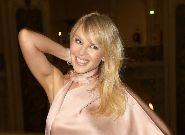 Kylie Minogue will perform June 24 in New York City at Pride Island, at Hudson River Park's Pier 97.